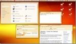 Kin Ubuntu 9.10 Karmic Koala Theme